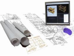 船舶内装工事に関する設計図書を作成